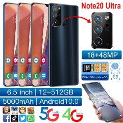 Neue Note20 pro Cross-Border-Telefon, Android-Handy, Hersteller Direktverkauf