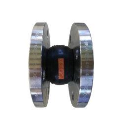 Flexibles Gummiausdehnungsverbindung-Rohr Belüftung-Rückschlagventil-Kugelventil-Edelstahl-Kugelventil mit Basisrecheneinheits-Griff