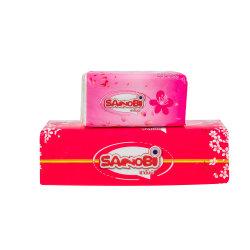 Custom печать пластиковый пакет мягкий небольшой пакет белого цвета для тиснения бумаги ткани