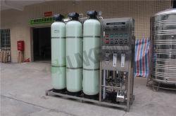 1000L RO Système de filtre purificateur d'eau par osmose inverse de la machine de l'eau de purification de l'usine de traitement