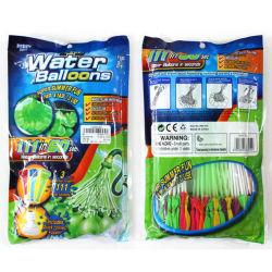 La magia de agua inflables juguetes 111PCS colorido Globo globos de agua (10282382)