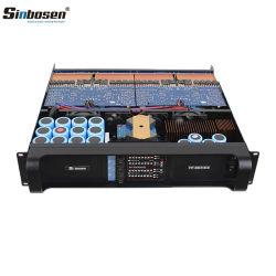 Fp10000qの小型スピーカーのセリウムのRoHSの証明書が付いている専門の電力増幅器