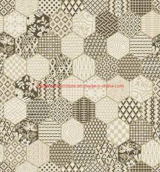 El patrón de bandas de tejido de poliéster Sofá tapizado de tela jacquard Material sofá