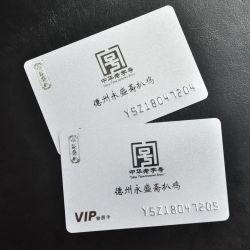 عادة طباعة رخيصة بلاستيكيّة [لوك/] [هيك] [منتيك ستريب] إخلاص/[ممبرشيب/فيب] [بفك] بطاقة مع يزيّن رقم متسلسل
