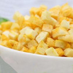 Zucca di verdure del Fd liofilizzata spuntino sano di alta qualità