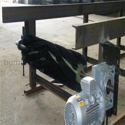 De Schoonmakende Borstels van de Transportband voor de Gemotoriseerde Reinigingsmachine van de Riem van de Borstel