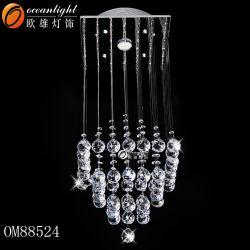 L'éclairage LED moderne lustre lustre de Cristal Pendentif lampe Cuisine avec l'hôtel, restaurant ou le ménage