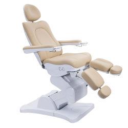 Split lit/faciale Visage beauté cosmétiques lit chaise électrique Medical Esthétique