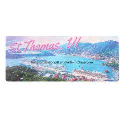 Lenticular 3D personalizadas Tarjetas de Felicitación, Glitter Impresión de tarjetas postales utilizados para la decoración y regalo de vacaciones