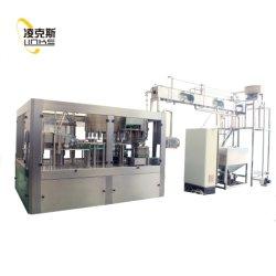 Automatische het Vullen van het Water van het Sap van de Machine van de Verpakking Vloeibare Bottelende het Afdekken Machine
