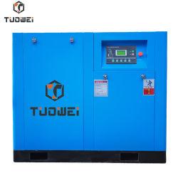La corrente alternata Silenziosa elettrica industriale dirige il compressore d'aria rotativo fisso guidato della vite di 7.5kw 15kw 22kw 37kw 55kw 75kw 90kw 110kw 7bar-13bar con Ce