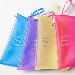 Fashion Beauty étanche EVA sac de toilette de voyage pour les filles