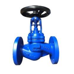 BS стандартные чугунные PN10/16 ковких чугунных Ggg50 земного шара клапана обратный клапан двухстворчатый клапан гидравлического клапана управления шарового клапана
