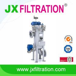 Lavado de retorno automático del Filtro autolimpiable