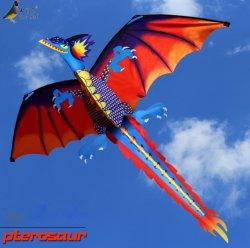 Cervo volante animale del nuovo di sport esterno del giocattolo di promozione drago su ordinazione di marchio dalla fabbrica del cervo volante