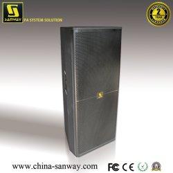"""Bi-ampli ou une gamme complète de l'audio double passive 12"""" Le Président (SRX722)"""