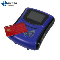 RS232/USB 13.56MHz NFC 버스 표 POS 기계 지원 RFID+CPU+IC 카드 HCl1306