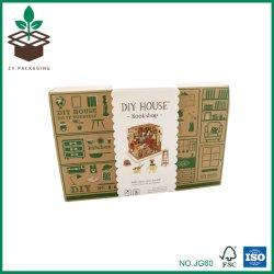 Comercio al por mayor de bricolaje de diseño personalizado de juguete para niños de 3D Jigsaw Puzzle