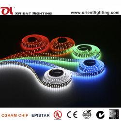 UL CE SMD1210 (3528) أنبوب السليكون IP66 المقاوم للمياه 240 صمام LED بجهد 12 فولت مصباح LED