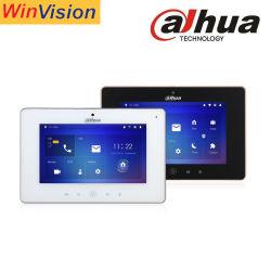 Dahua WiFi 인터콤 시스템 Vth5221dw-C 다중 아파트 건물 무선 비디오 인터컴