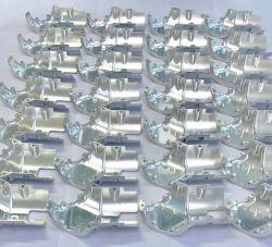 2018 Kleine Gegroepeerde productie voor de Aangepaste Delen van het Aluminium