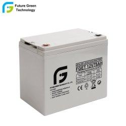Melhor qualidade de 12V 90ah selada Bateria de gel recarregável