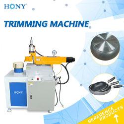 Taglio automatico che assetta saldatura diritta che borda la macchina della nervatura per il fornello di riso 3030