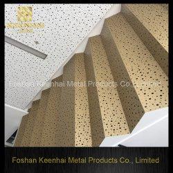 Varanda decorativas travando Revestimento de parede de Design teto metálico (KH-MC-027)
