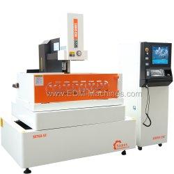 Finition de coupe d'atteindre le fil de découpe CNC 0.6UM EDM machine, fil sectionné EDM Machine