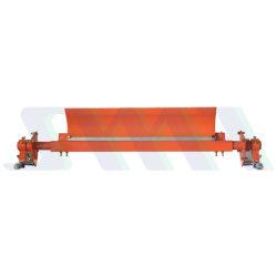 De de de primaire Schraper van de Riem/Reinigingsmachine van de Transportband/Reinigingsmachine van de Riem van de Borstel van de Fabrikant van China