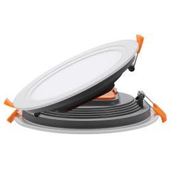 가장 새로운 헬스케어 18W에 둥근 통합 한세트 램프 SMD2835 18watt LED 위원회 빛