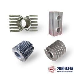 Alimentation directe en usine ASTM 179 tube à ailettes en acier au carbone des tuyaux pour l'échangeur de chaleur chaudière du refroidisseur