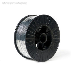 Electro plana corrugate 2.5X0.5mm galvanizado caja de cable pegado