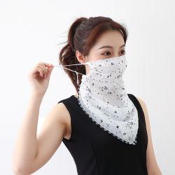 Мода горловины трубку шарфом Bandana Biker рамкой мужчин девочек из шелка с головной стяжкой Sun маски 3D-Magic защиты от солнца маску для лица