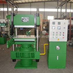 CE ISO9001 4 Tipo de columna de caucho hidráulico automático de exposición Prensa Vulcanización