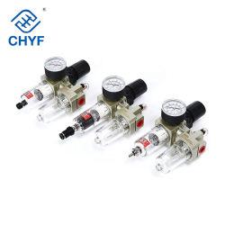 空気源治療ユニット AC シリーズ SMC タイプ AC3000 エアフィルタ F.R. L の組み合わせ