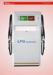 De automaat-Dubbele Pijp van LPG