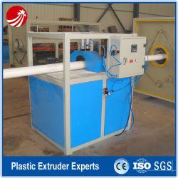 Agua de PVC de plástico y el equipo de extrusión de tubo de drenaje