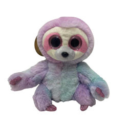 2020 nuevo juguete de peluche Adorable Animal Tie-Dye Sloth