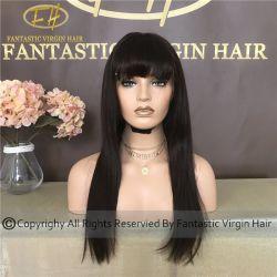 Высшее качество китайского Virgin/Сен Реми человеческого волоса в полной мере/фронтальной кружева Wig с лучшим соотношением цена