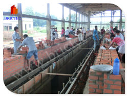 Кирпичные печи производителей экспортируется в Индии и Бангладеш и т.д.