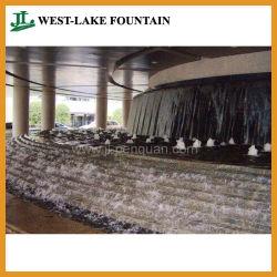 De Fontein van het water voor Pool van Wereldberoemd Hotel Hyatt