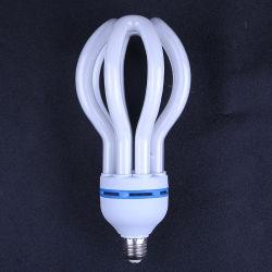 SKD Fluorescent 5u 4u 85W 105W 125W E27 B22 CFL Lotus Lampe à économie d'énergie pour l'alimentation de veille de l'ampoule lampe