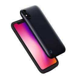 電池のiPhone Xrのための無線充電器の例力バンクの充満例