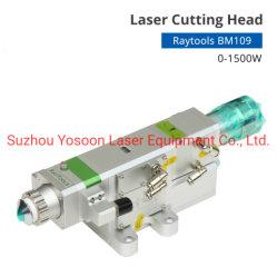 Série Raytools BM109 1,5KW Auto-Focusing tête de coupe au laser
