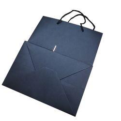 Le logo de l'art d'usine sac de papier imprimante Shopping imprimé personnalisé