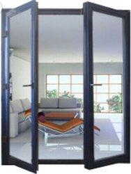 Fenêtre à battant Opennning Outside-Hung en aluminium pour la salle de séjour