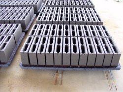 機械、大きいセメントの煉瓦作成機械を作るQty12-15自動ブロック