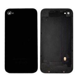 غطاء البطارية الهيكل الزجاجي الخلفي للباب الخلفي لـ iPhone 4S