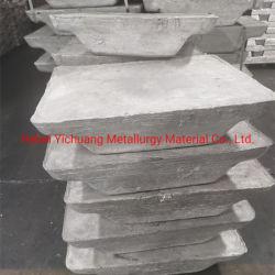 Lingotti di antimonio di alta qualità lingotti di metallo lingotti di Sb 99.99%